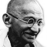 Mahatma Ghandi und Aloe Vera