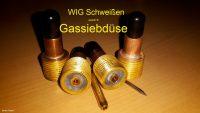 WIG Gaslinse WIG Gasdüsenlinse WIG Gassieblinse Spezialanfertigung für Keramikdüsen